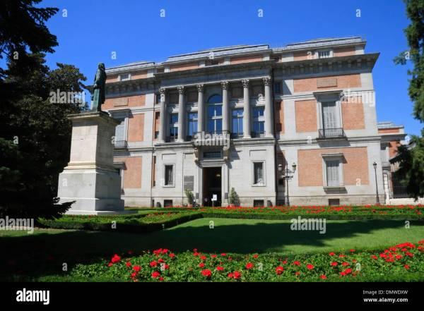 Prado Museum Madrid Stock &