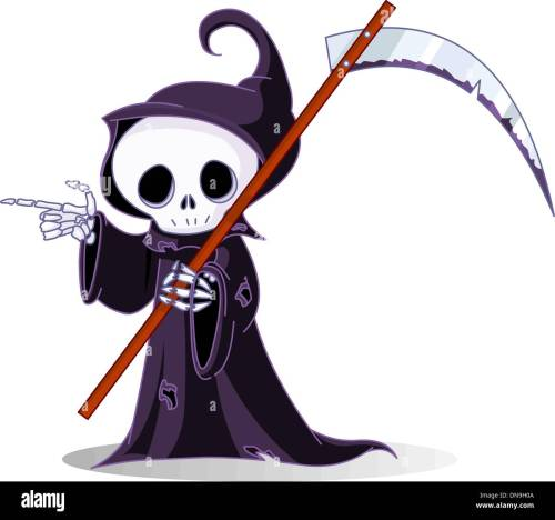 small resolution of cartoon grim reaper pointing