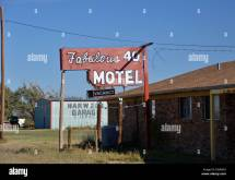 Fabulous 40 Motel In Adrian Texas Route 66