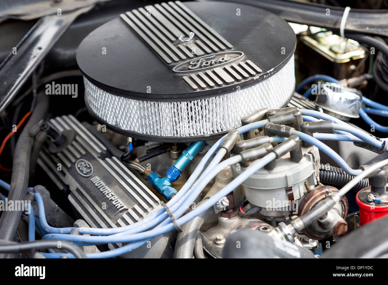1968 Ford Mustang 302 Engine