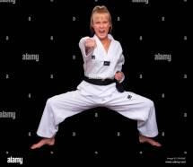 Taekwondo Black Belt Women
