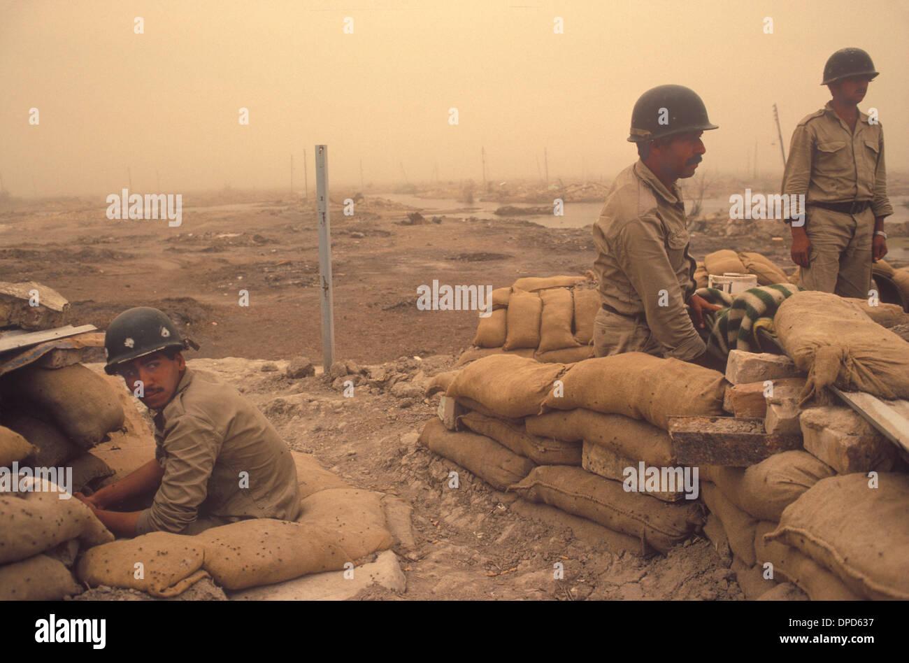 Iran Iraq War Also Known As First Persian Gulf War