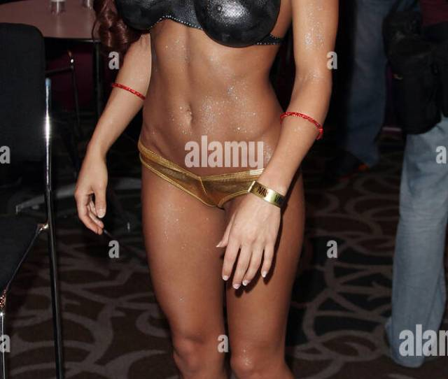 Adult Film Actress Madison Ivy Attends The Avn Adult Entertainment Expo 2014 At The Hard Rock Hotel And Casino On January 16