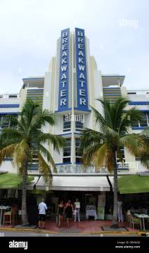 National Hotel South Beach Miami Stock &