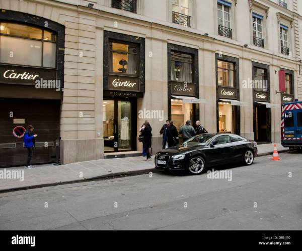 France Cartier Stock & - Alamy
