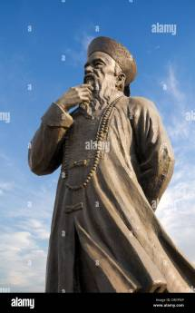 Statue Of Li Hongzhang Stock Royalty Free