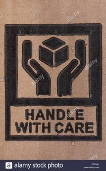 Packaging Symbols Stock &