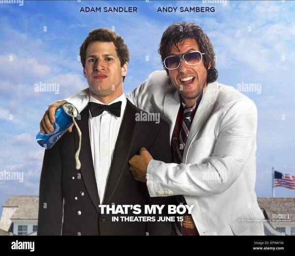 That's My Boy Movie
