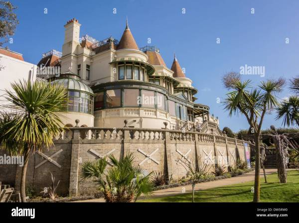 Russell-cotes Art & Museum Bournemouth Dorset