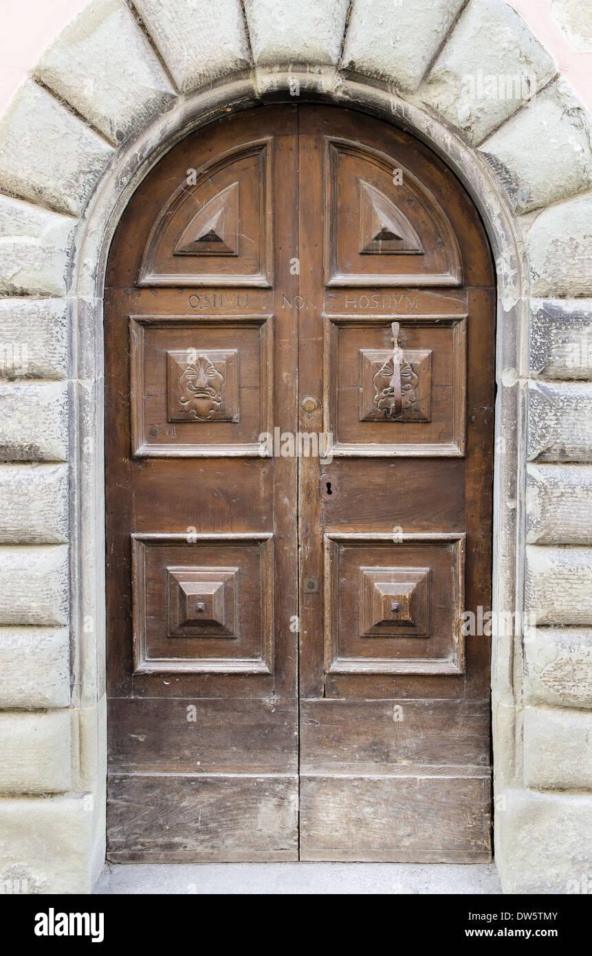 door, gate, old, wood, ancient, antique, portal, front
