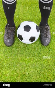 Football Field On Feet