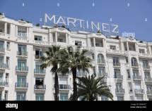 Croisette Cannes Stock &