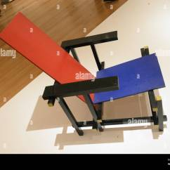 Red Blue Chair Drafting Table Height New York City Usa 08th Mar 2014 The Work 39red