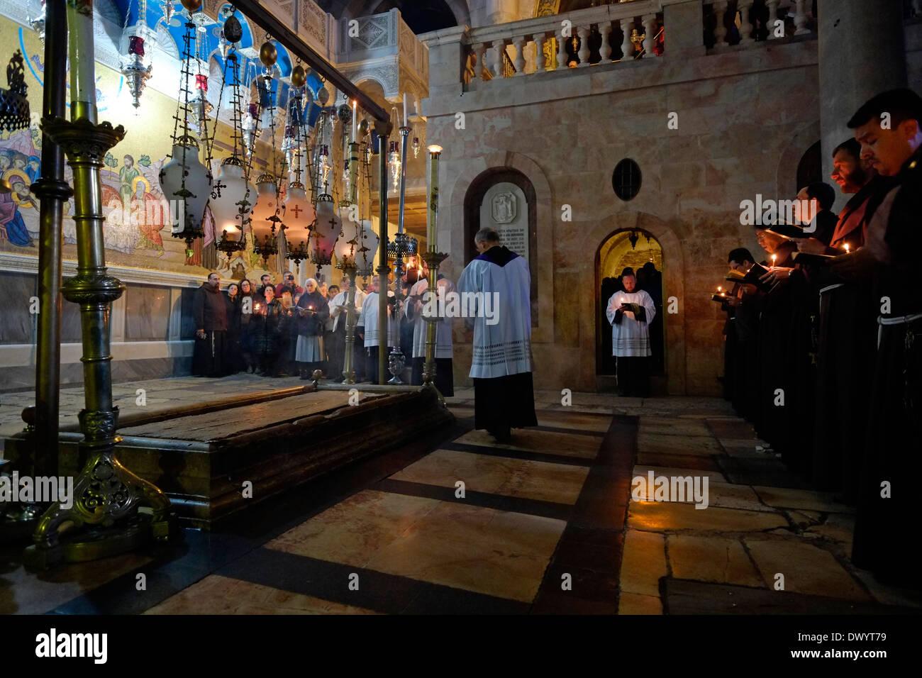 Christians Praying Stone Unction Church Stock Photos Amp Christians Praying Stone Unction Church