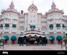 Disneyland Paris Stock &