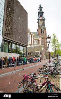 Anne Frank House Museum Stock &