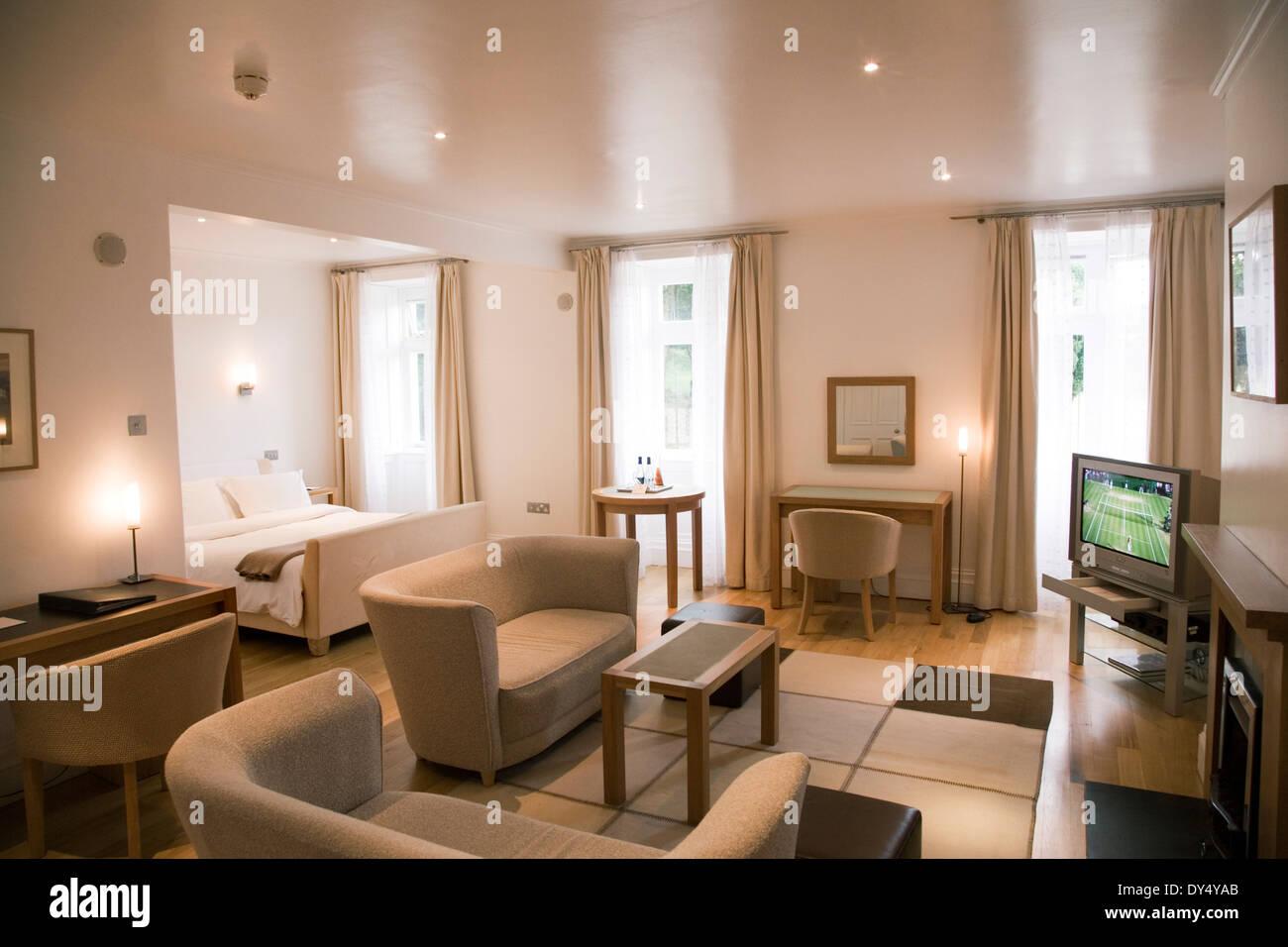 Portmeirion Castle Hotel Salon Portmeirion North Wales