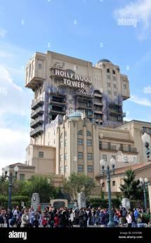 Tower Of Terror Disney Stock &