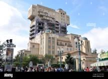 Tower Of Terror Disneyland Paris Stock