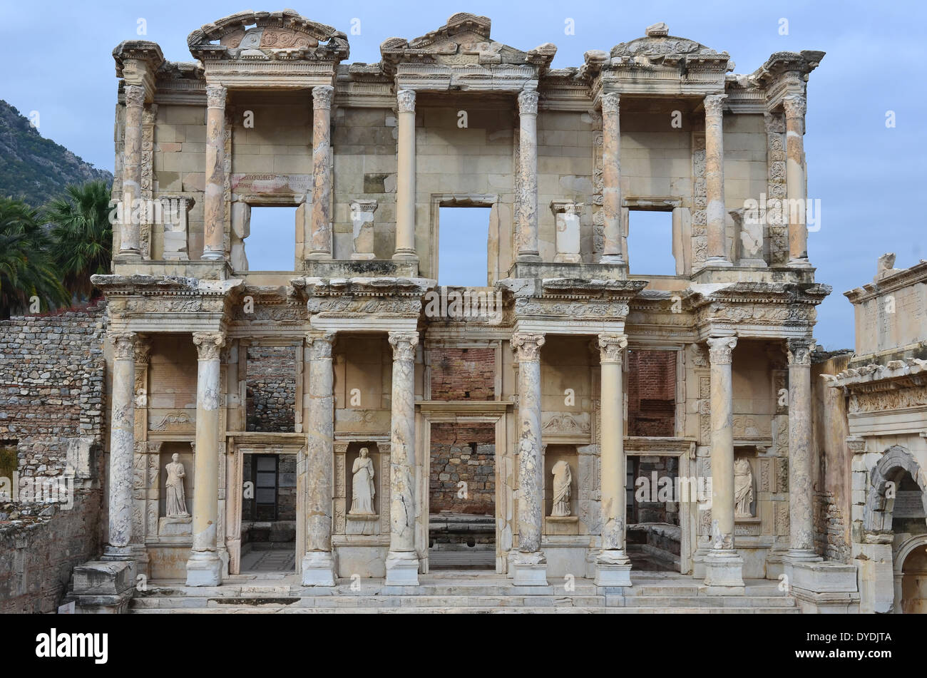 Ephesus Greek Roman Ancient History Turkey Roman Empire