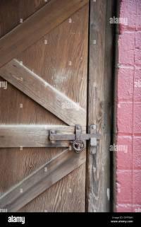 Barn door latch Photo Stock Photo: 68577841 - Alamy