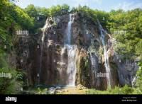 The Large Waterfall (Veliki Slap), 78m high waterfall in ...