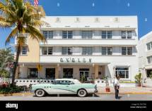 Avalon Hotel Ocean Drive South Beach Miami Florida