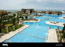 Terrain And Swimming Pool Of Spice Hotel In Belek