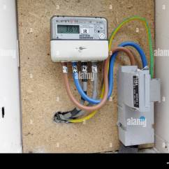 Electric Meter Wiring Diagram Uk 07 Ford Ranger Radio A Domestic Electricity Housed In An External Box