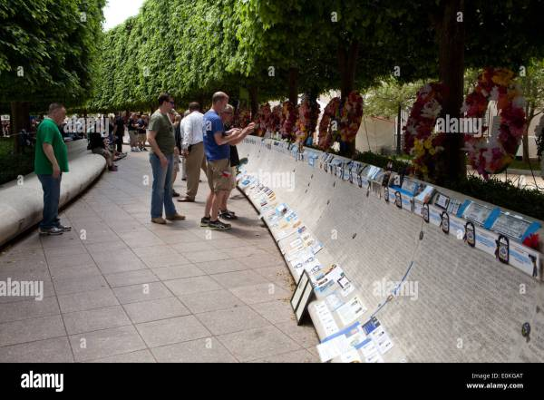 National Law Enforcement Officers Memorial - Washington Dc Usa Stock 69271408 Alamy