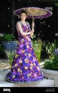 Dress Made Of Flowers | www.pixshark.com - Images ...