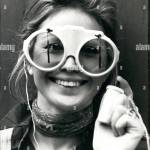 Dec 21 1971 Alain Dham Presents Windshield Wiper Glasses Stock Photo Alamy