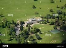 Heath Mount School Aerial View Stock 69547178 - Alamy