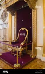 throne room king george iv dublin 1821 alamy shopping cart royalty