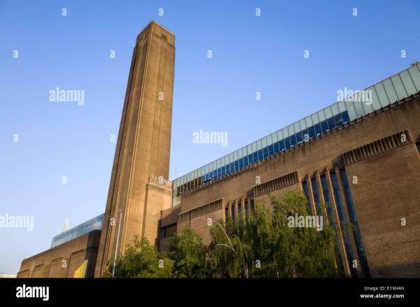 Tate Modern Stock &