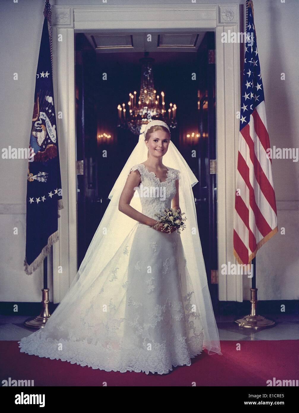 Julie Eisenhower Wedding