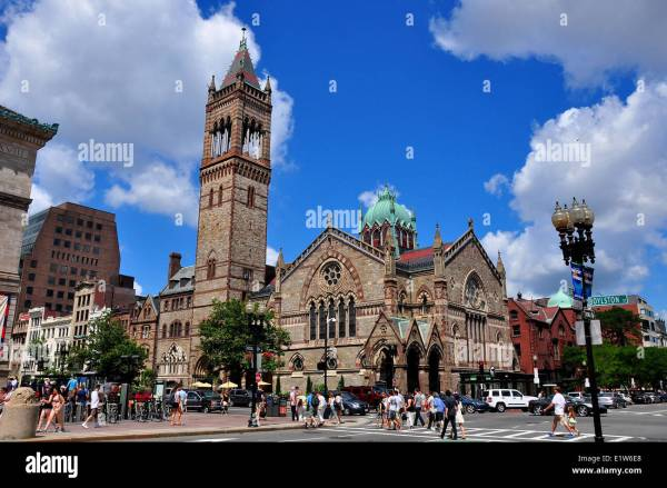 Old South Church Copley Square Boston