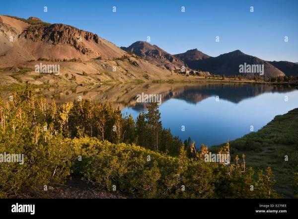 Toiyabe Fremont Lake - Year of Clean Water