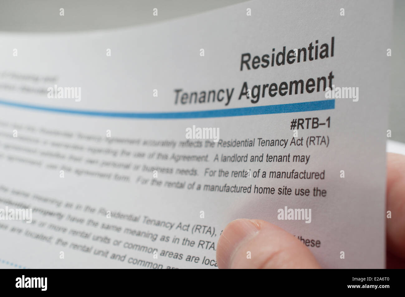Residential Rental Agreement Residential Rental Agreement