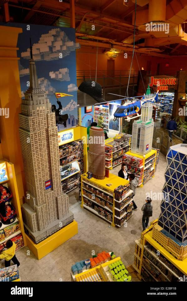 Lego Store York Stock &