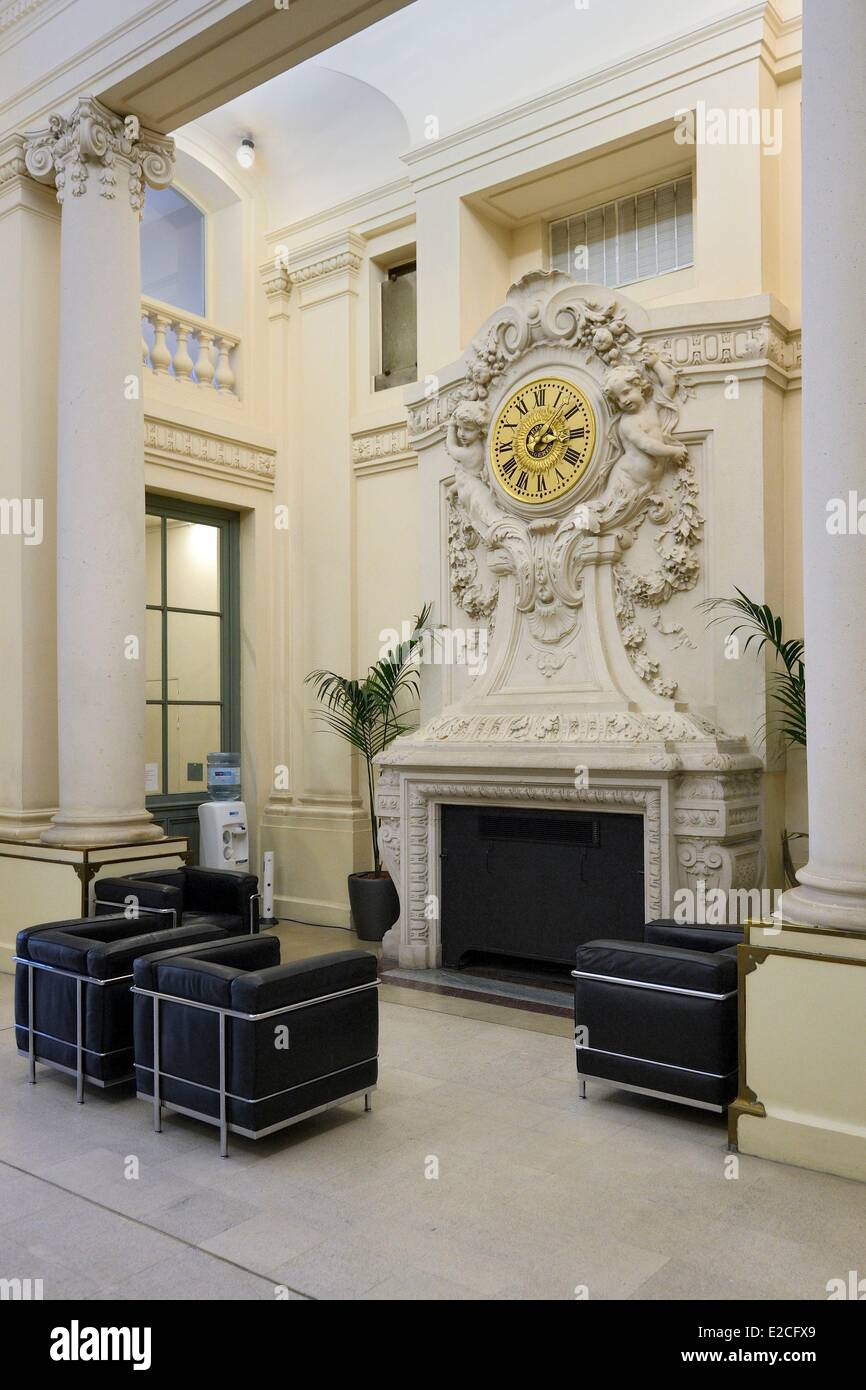 France Paris The Orsay Museum Former Hotel Entrance Of