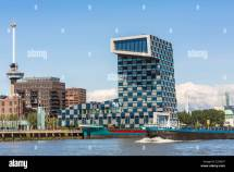 Netherlands South Holland Rotterdam Shipping And Transport