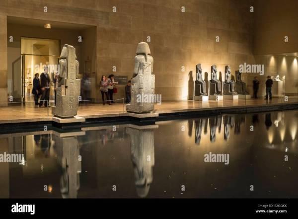 Egyptian Art Metropolitan Museum Stock
