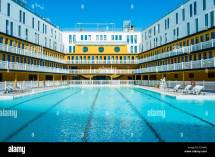 France Paris Hotel Molitor Swimming Pool Opening In