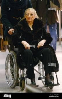 Anita Ekberg Stock & - Alamy
