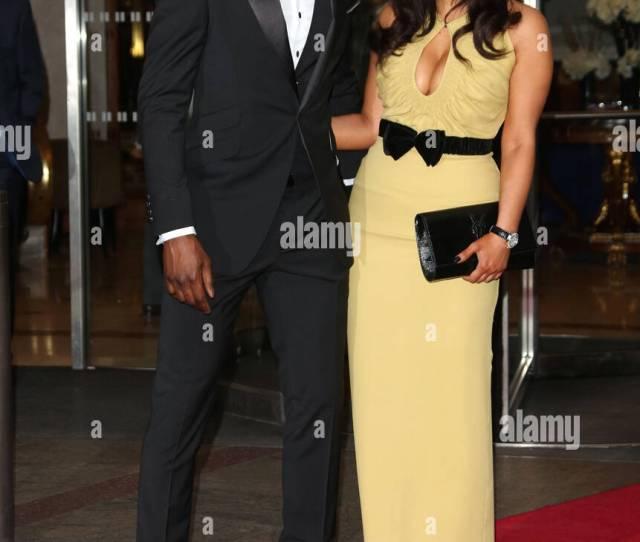 Ledley King Testimonial Gala Dinner Held At The London Hilton Hotel Featuring Ledley King
