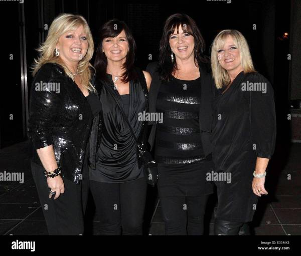Coleen Nolan The Sister S - Year of Clean Water