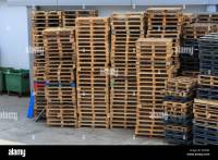 Wood Pallet Stock Photos & Wood Pallet Stock Images - Alamy