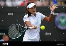 Li Na China England Tennis Club Wimbledon London