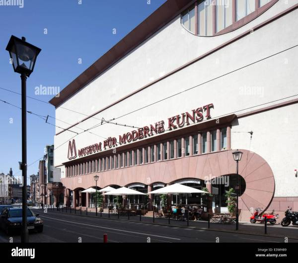 Museum of Modern Art Frankfurt Hans Hollein